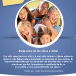 Autoestima de los niños y niñas